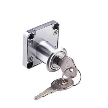 固特 抽屉锁,138-22,舌头不自动,通开