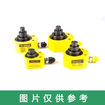 8113820玉环银都液压工具 超薄型液压千斤顶,FPY-200T-18MM