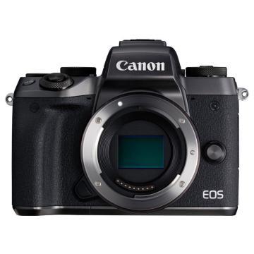 佳能Canon 數碼微單相機,半畫幅專微(約2420萬像數)EOS M5(機身)(不含鏡頭)