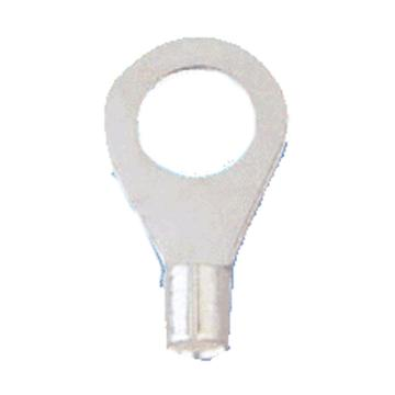 長虹塑料CHS OT鍍錫紫銅冷壓接線端子,OT6-10