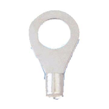 長虹塑料CHS OT鍍錫紫銅冷壓接線端子,OT6-8