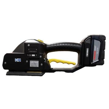 FROMM 電動打包機,適用包裝帶材質:PP、PET,適用帶寬:10.0-16.0mm,兩電一充
