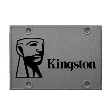 金士顿 硬盘,SA400S37/240G A400系列240G SATA3固态硬盘