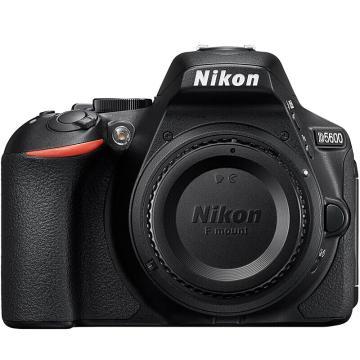 尼康D5600机身单反数码相机,入门级单反机身 d5600(轻巧便携 WiFi连接 迪丽热巴推荐)