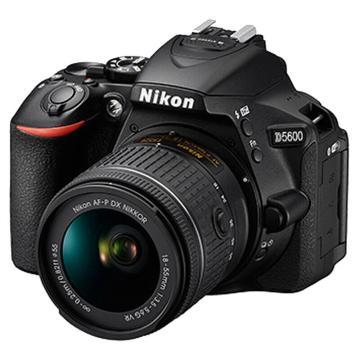 尼康D5600 18-55mm VR防抖套机,入门级 单反 数码相机 旅游套机 d5600(女神推荐 轻巧便携 )
