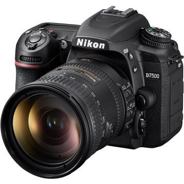 尼康D7500單反數碼照相機,套機(AF-S DX NIKKOR 18-200mm f/3.5-5.6G ED VR 防抖鏡頭)