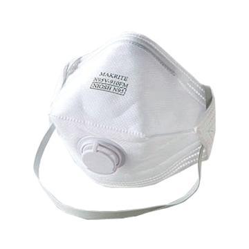 亚速旺实验室用防PM2.5口罩(N95) AM-N95HV 10只/箱