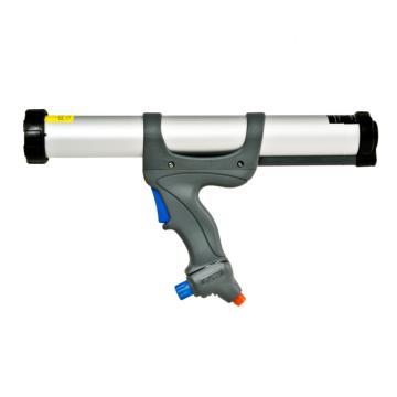 蘇爾壽SULZER 600ML單組份臘腸包裝氣動膠槍, AIRFLOW 3 SACHET 600