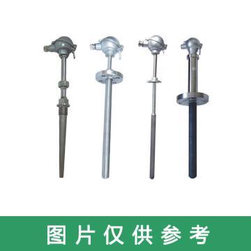 上仪 耐磨热电偶直径20MM DN25,WRKKM-421 K 0-1200度 L=750*600MM