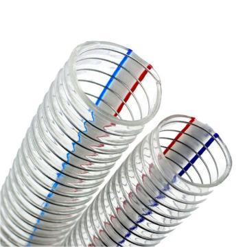 8113820天鹏 PVC聚氯乙烯钢丝增强软管,公称外径70mm×5mm