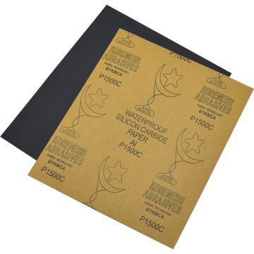 卡夫威尔 磨砂纸,YS2780-60( 10片装)