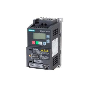 西门子SIEMENS 变频器,6SL3210-5BB13-7UV1