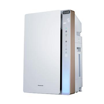 松下 家用空气净化器,F-VJL75C,除细菌病毒,除甲醛苯过敏原,加湿PM2.5数显纳米水离子