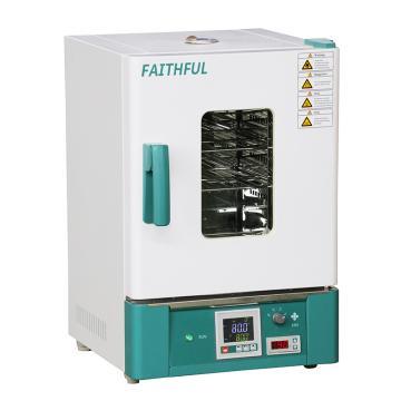 菲斯福 电热鼓风干燥箱,液晶屏显示,容积/工作室(mm,宽×深×高):30L/310×310×310,WGLL-30BE