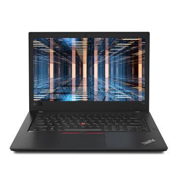 联想ThinkPad笔记本,T480 i5-8250/16G/1T+256G SSD/集显/14显示器/Win10-h/1年 含包鼠 定制机型
