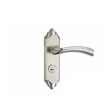 固特 门锁,5702A-026,不锈钢/本色