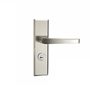 固特 门锁,5704A-007,不锈钢/本色