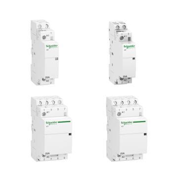 施耐德Schneider 标准接触器 iCT 4NO 230~240V 100A ,A9C20884