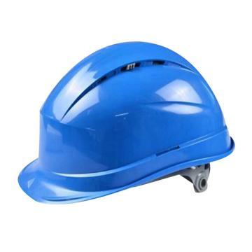 代尔塔DELTAPLUS 安全帽,102009-BL,QUARTZ UP IV PP材料 8点式织物内衬 后箍调节