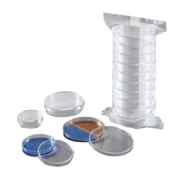 亚速旺ASONE一次性培养皿(EOG灭菌)φ40×13.5 1箱(10个/包x50包)