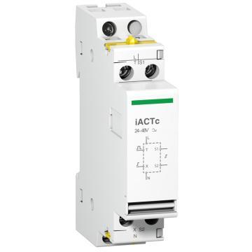 施耐德Schneider ict接触器附件,A9C18308