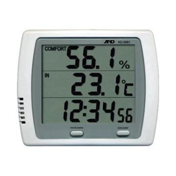 亚速旺/Asone 温湿度计,AD5681