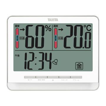 百利达/TANITA 电子温湿度计,TT538WH