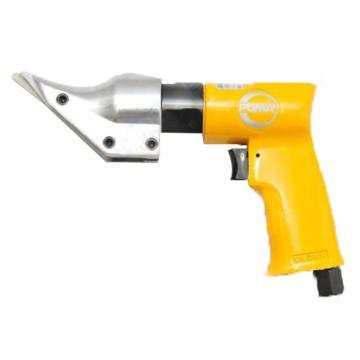 巨霸槍型金屬剪,鐵1.2mm,鋁 1.4mm,AT-6021