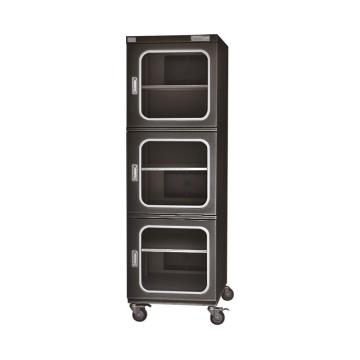 佰斯特 防靜電中濕度防潮箱,外形尺寸(mm):598*710*1910 藍黑色,PSTA718FD