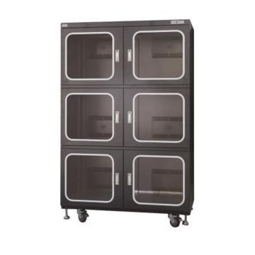 佰斯特 防靜電中濕度防潮箱,外形尺寸(mm):1200*710*1910 藍黑色,PSTA1436BFD