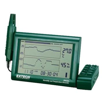 艾示科/EXTECH 圖形顯示溫濕度記錄儀,RH520A-220