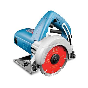 东成石材切割机,125mm 1600W 12000r/min,Z1E-FF-125