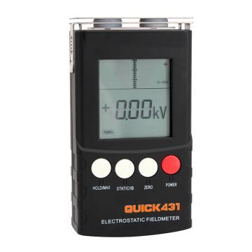 快克 静电测试仪,QUICK431