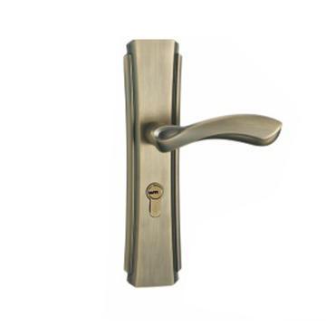 固特 门锁,7A616,锌合金/本色
