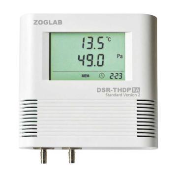 佐格/ZOGLAB 溫濕度壓差記錄儀,DSR-THDP-UA