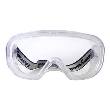 霍尼韦尔Honeywell 护目镜,200100,LG100A 护目镜 防雾防刮擦