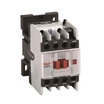 德力西 DELIXI 接觸器式繼電器 CDZ9i-41 48V 50/60Hz