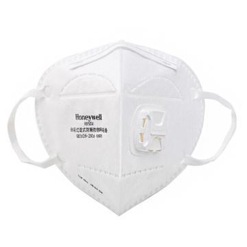 霍尼韋爾Honeywell 防塵口罩,H1009501V,H950V KN95折疊式口罩 白色 耳帶式,環保裝 25只/盒