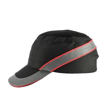 代尔塔DELTAPLUS 运动安全帽,102110-NO, 黑,印液空logo