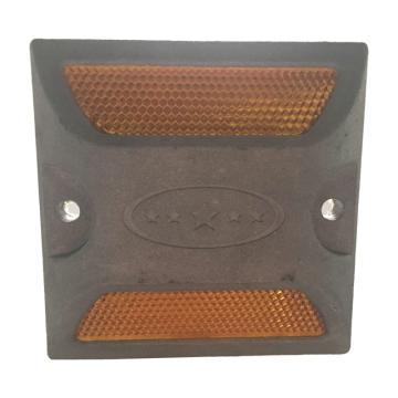 襄辰 铝铸带钉道钉,100×100mm