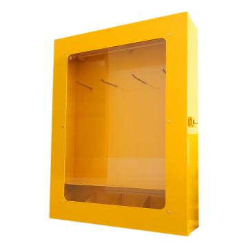 都克 大型组合锁具站(空置),550×140×700mm(长×宽×高),可存放20把挂锁和其他锁具,S22A