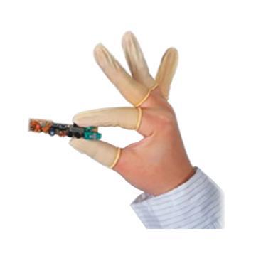 凌致黃色手指套,LZ04003,1000只/包(M碼)