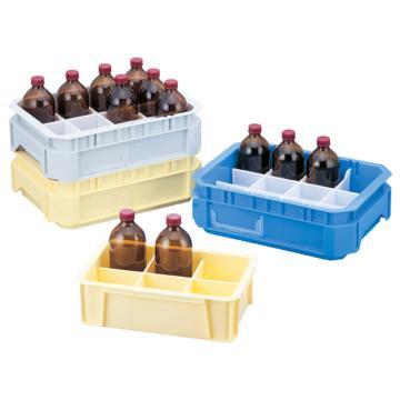 亚速旺(ASONE)试剂瓶托盘 横隔板(1张)(1个),3-5349-52