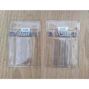 丝型像质计,ASTM E747 1A