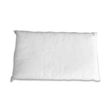 格洁油类枕形吸液棉,40cm×25cm×5cm×16个_白色,16个/箱 单位:箱