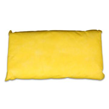 格洁化学品类枕形吸液棉,40cm×25cm×5cm×16个_黄色,16个/箱 单位:箱