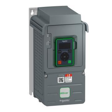 施耐德变频器、3P 380~415V,EMC,集成面板,ATV610U07N4