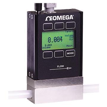 OMEGA C5热式气体质量流量计,FMA-1601A-I,±(0.8%读数 + 0.2% FS) 量程比200:1 -10~50°C