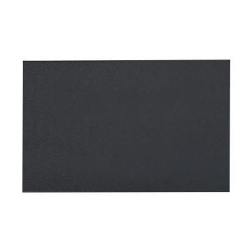 3M朗美 地垫,6050黑色 60cm*90cm(不加边,不加字) 单位:片
