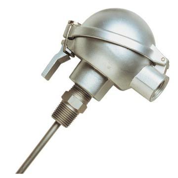 OMEGA C5工业热电阻,PR-18-2-100-1/4-6-E,带工业保护头的铂电阻 A级精度 -200~600℃